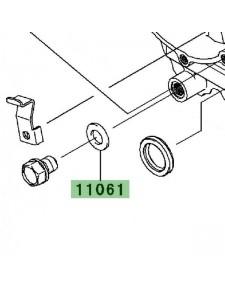 Joint de vidange | Kawasaki KLX 125/D-Tracker 125 (2010-2016)