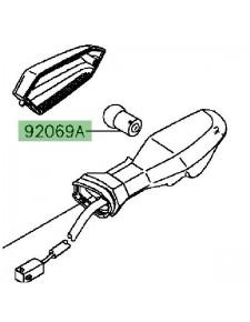 Ampoule clignotant avant Kawasaki Z800 (2013-2016) | Réf. 920690058