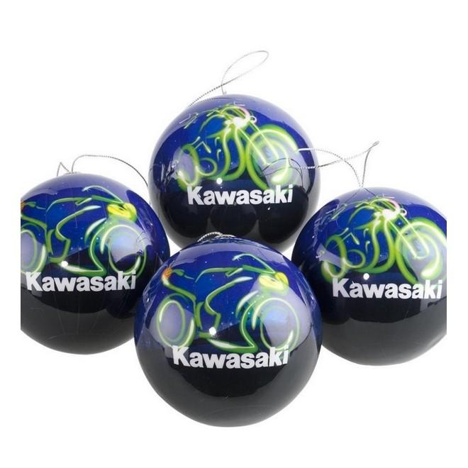 Boules de Noël Kawasaki   Réf. 186SPM0017