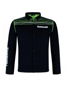 Chemise manches longues homme Kawasaki Sports | Devant