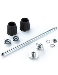 Roulettes de protection d'axe de roue avant Kawasaki Z900RS/RS Café | Réf. 999940837