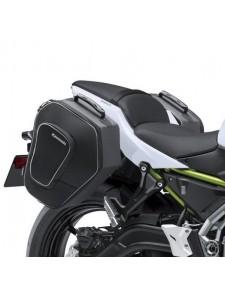 Sacoches cavalières semi-rigide Kawasaki Z650/Ninja 650 | Réf. 999940801