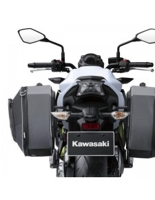 Supports sacoches cavalières Kawasaki Z650/Ninja 650 | Réf. 999940802