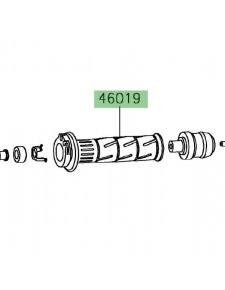 Poignée de gaz Kawasaki Ninja 650 | Réf. 460190060