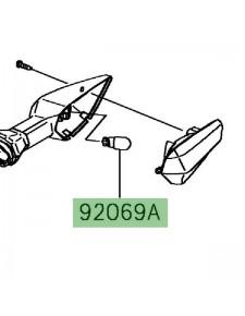 Ampoule clignotants arrière Kawasaki Ninja 650 | Réf. 920690090