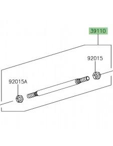 Tige sélecteur de vitesse Kawasaki Ninja 650 | Réf. 391101124