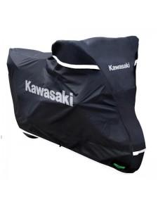 Housse de protection extérieur Kawasaki Premium | Moto Shop 35