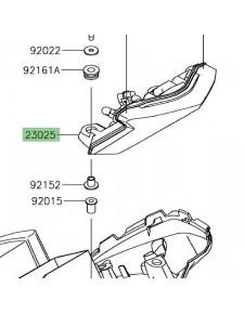 Feu arrière à Leds Kawasaki Ninja 650 | Réf. 230250362