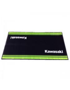 Tapis de mécanicien Kawasaki (200 x 100 cm) | Réf. 201MAY0004