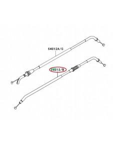 Câble de fermeture des gaz Kawasaki Er-6n (2006-2008) | Réf. 540120225