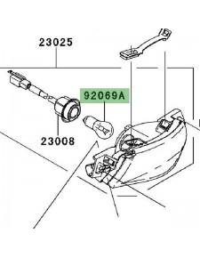 Ampoule feu arrière Kawasaki Er-6n (2006-2008) | Réf. 920691084