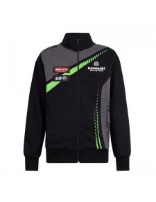 Sweat-shirt zippé junior Kawasaki Racing Team WorldSBK | Devant