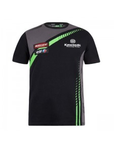 T-shirt junior Kawasaki Racing Team WorldSBK | Devant