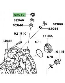 Joint spi carter d'embrayage Kawasaki Er-6n (2009-2011) | Réf. 920491475