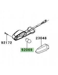 Ampoule (12V/10W) de clignotants arrière Kawasaki Er-6n (2009-2011) | Réf. 920690076