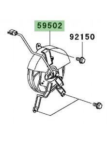 Ventilateur Kawasaki Z750 (2004-2006)   Réf. 595020008