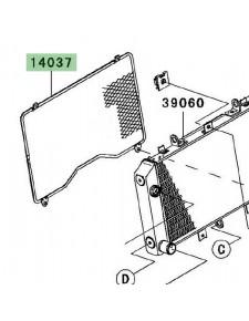 Grille de radiateur Kawasaki Z750 (2004-2006)   Réf. 140371315
