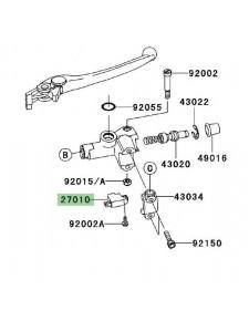 Contacteur de frein avant Kawasaki Z750 (2007-2012)   Réf. 270100025