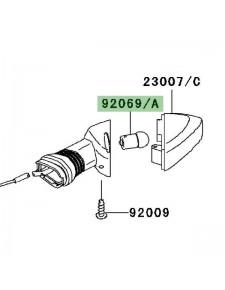 Ampoule clignotants avant et arrière Kawasaki Z750 (2007-2012) | Réf. 920690003