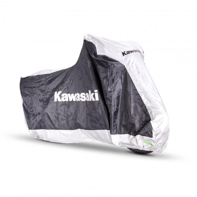 housse de protection ext rieur large kawasaki moto shop 35. Black Bedroom Furniture Sets. Home Design Ideas