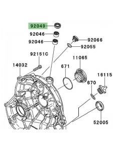 Joint spi carter d'embrayage Kawasaki Versys 650 (2007-2009) | Réf. 920491475