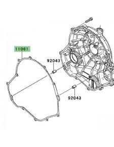 Joint carter d'embrayage Kawasaki Versys 650 (2007-2009) | Réf. 110610164