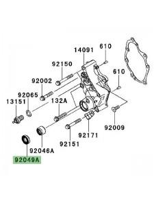 Joint spy carter de transmission Kawasaki Versys 650 (2007-2009) | Réf. 920491519