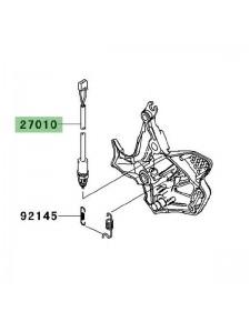 Contacteur de frein arrière Kawasaki Versys 650 (2007-2009) | Réf. 270100072