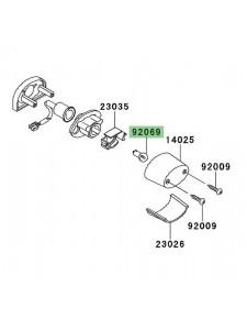 Ampoule éclairage de plaque Kawasaki Versys 650 (2007-2009) | Réf. 920691055