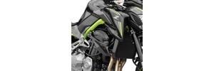 Protection moto Kawasaki